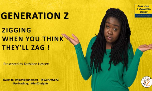 Generation Z – Zigging When You Think They'll Zag!