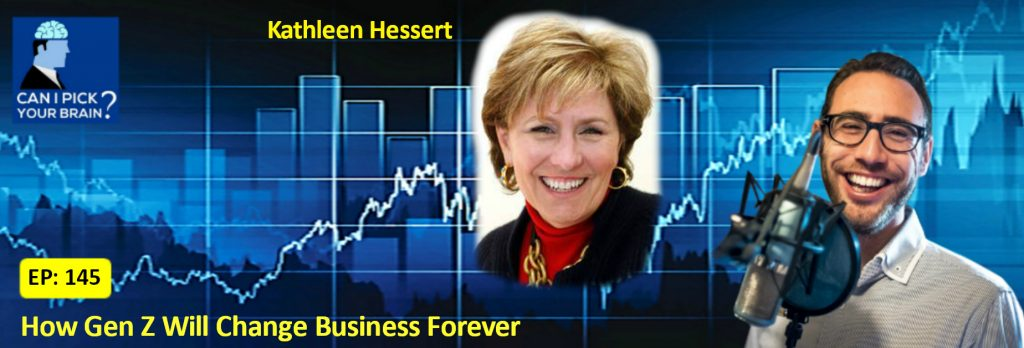 How Gen Z Will Change Business Forever – Kathleen Hessert on the Daniel Gefen Show