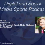 Digital and Social Media Sports Podcast with Neil Horowitz