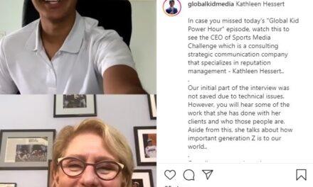 Global Kid Power Hour with Vedant Gupta