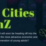 Top 25 Cities for Gen Z [INFOGRAPHIC]